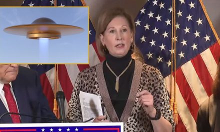 Sidney Powell Promises To Very Soon Show Us A Real UFO
