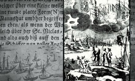 In 1665, Many Said They Saw a UFO Battle and Fell Sick Afterward