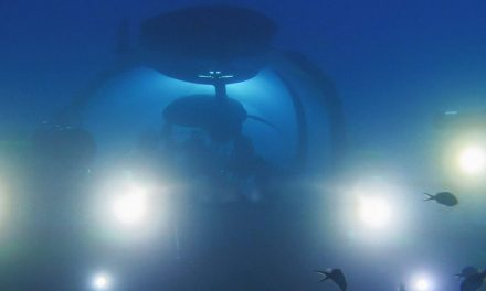 Nat Geo Photographer Says He Encountered Advanced Underwater Aliens | Curiosmos