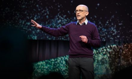 Stephen Webb: Where are all the aliens? | TED Talk