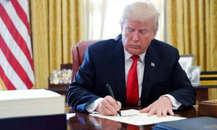 President Trump Signs Bill Giving Intelligence Agencies 180 Days To Reveal The Truth About UFOs