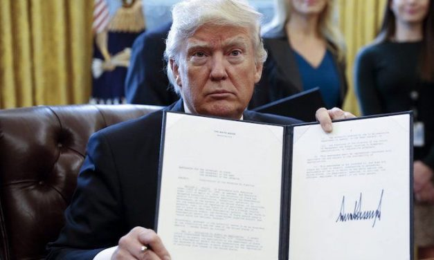 President Trump Signs Bill Giving CIA & FBI 6 Months to Reveal the Truth About UFOs – News Punch