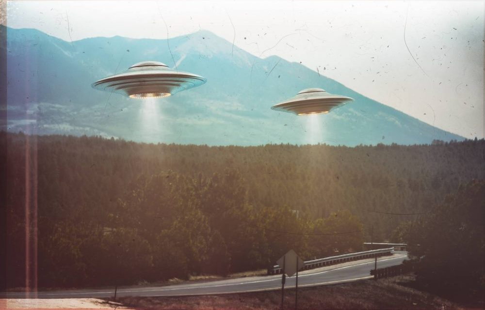 All of CIA's Declassified UFO Documents Are Now Available Online | Curiosmos