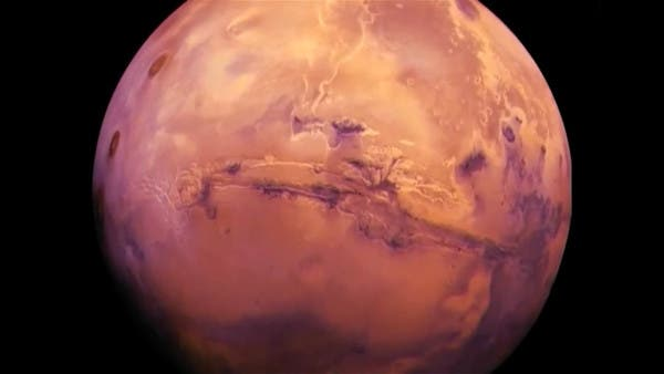 The US is working with aliens on Mars, says Israel's former space chief | Al Arabiya English