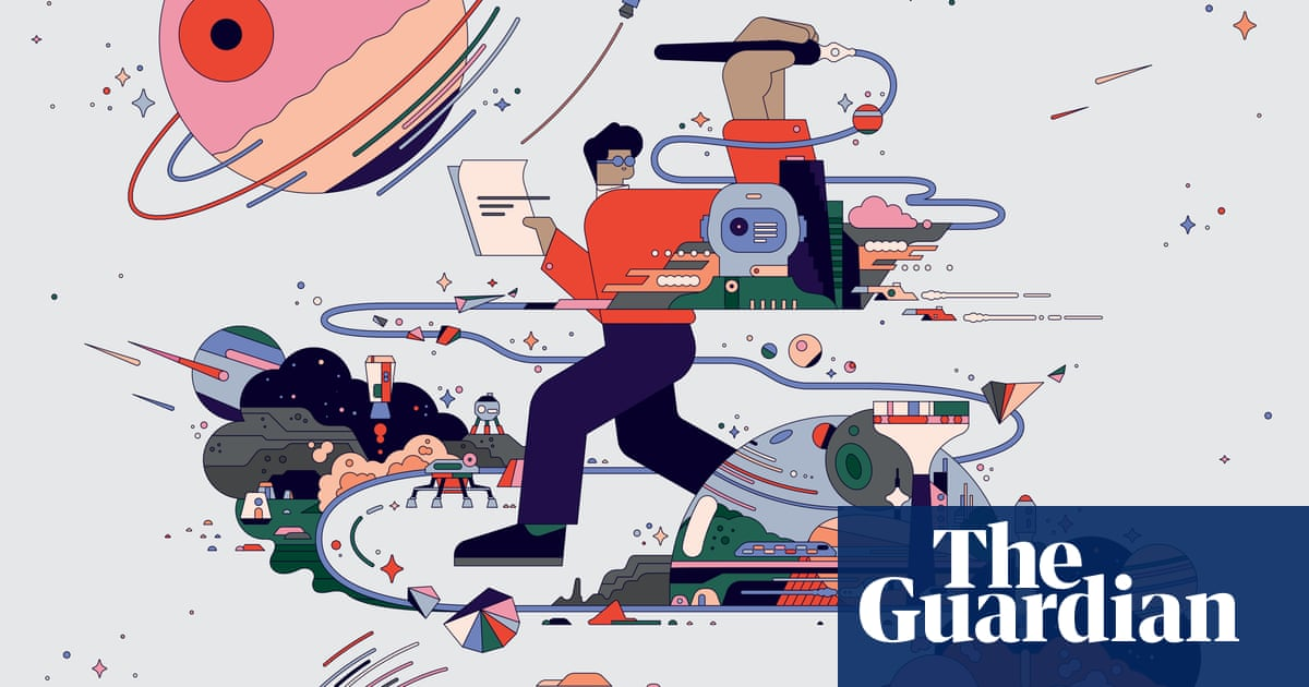 'If the aliens lay eggs, how does that affect architecture?': sci-fi writers on how they build their worlds | Science fiction books | The Guardian