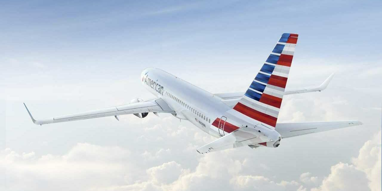Audio: American Airlines pilot radios 'long cylindrical' UFO over NM; Airline confirms and now the FBI may be involved