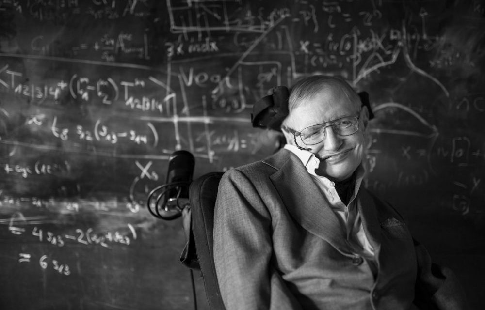 God Doesn't Exist, Aliens Are Real: Professor Hawking'sFinal Work | Curiosmos