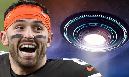 Baker Mayfield Convinced He Saw UFO In Texas, 'Very Bright Ball of Light'