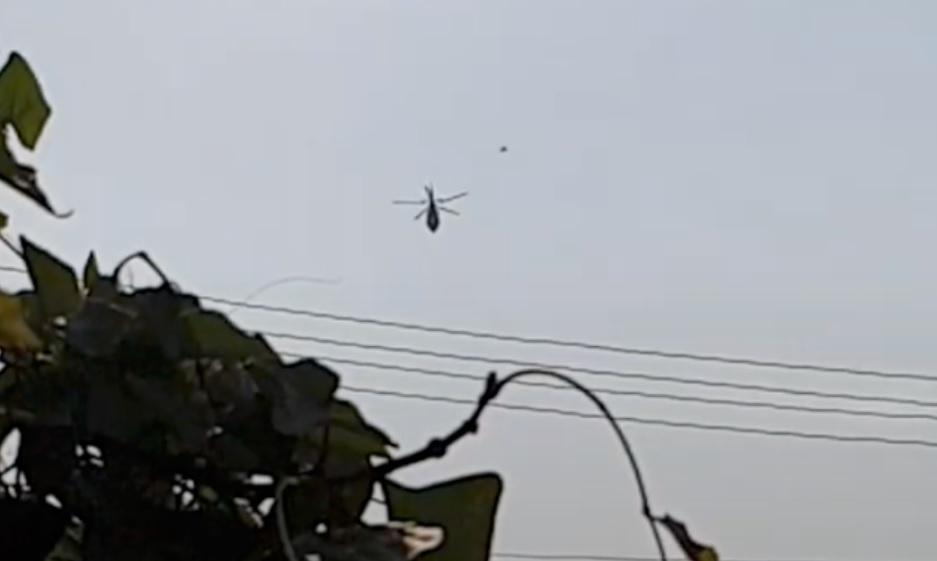 UFO shoots past helicopter in Bangkok; conspiracy theorist says aliens are monitoring human technology – IBTimes India