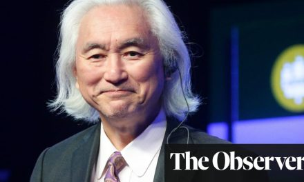String theorist Michio Kaku: 'Reaching out to aliens is a terrible idea' | Physics | The Guardian
