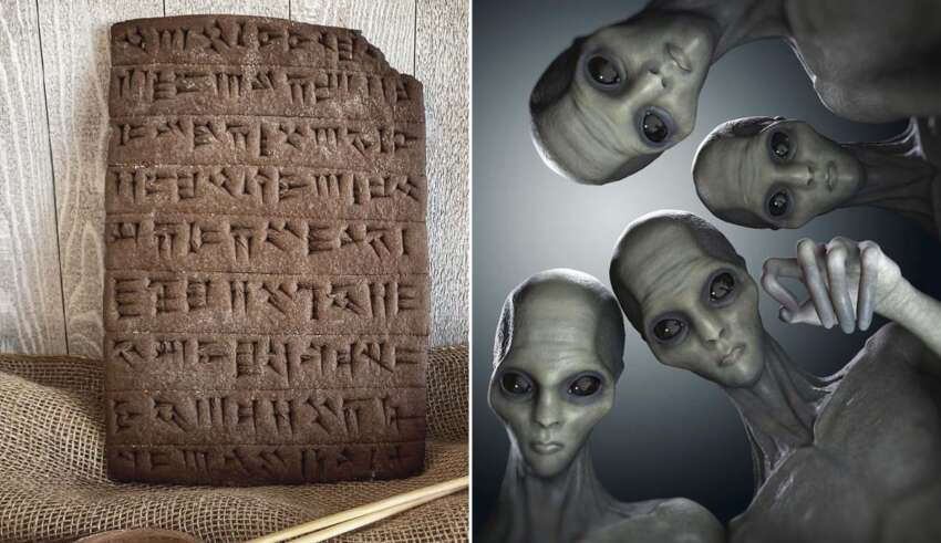 Ancient Biblical And Sumerian Texts Prove That Aliens Created Humans – Infinity Explorers