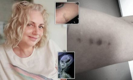 Grandmother claims she's been abducted by aliens more than 52 times in her life | Daily Mail Online
