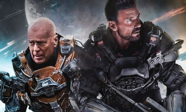 Cosmic Sin Trailer Teams Bruce Willis & Frank Grillo to Fight Aliens in the Future