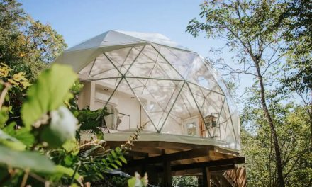 Airbnb's Most Wishlisted Homes Right Now, From a Greek Seaside Retreat to a UFO Near Joshua Tree National Park | Condé Nast Traveler