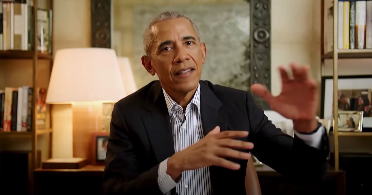 """Barack Obama: """"When It Comes to Aliens, There Are Things I Just Can't Tell You on Air"""""""