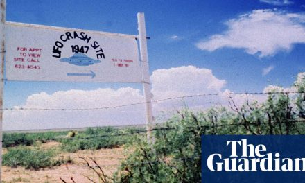 It came out of the sky: US releases highly anticipated UFO report | US news | The Guardian