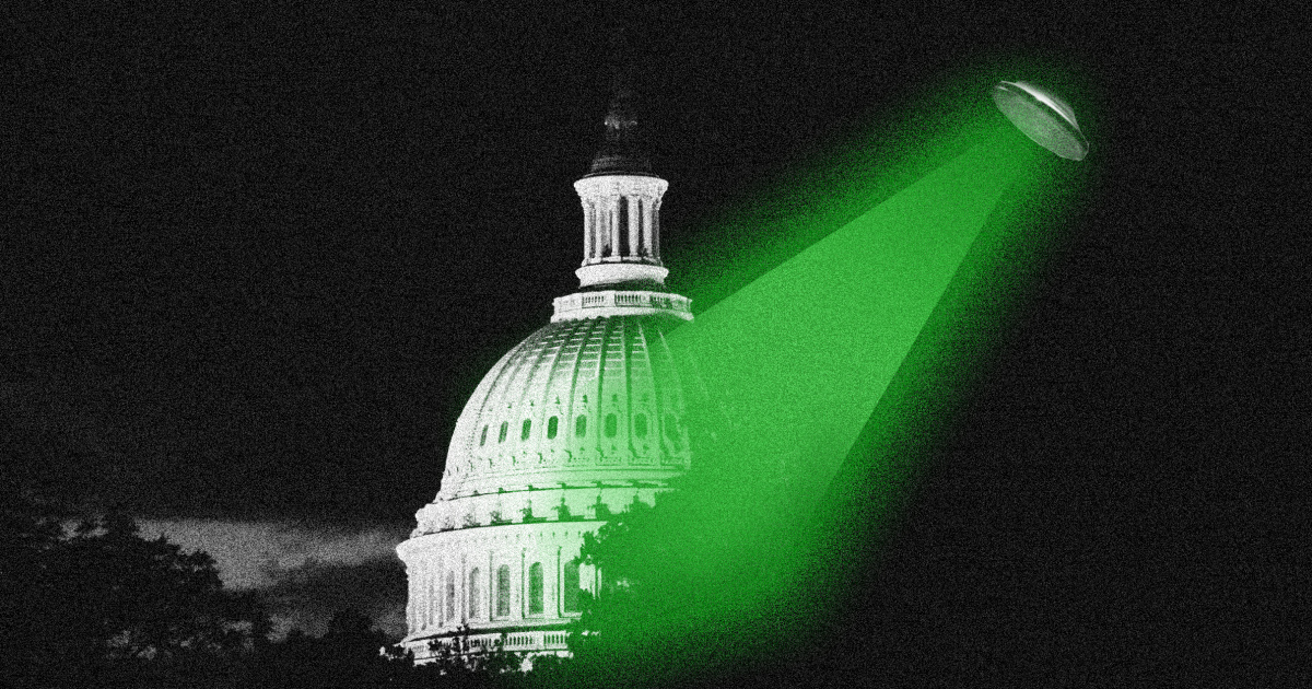 Obama says UFOs are out there. But are they aliens or humans?