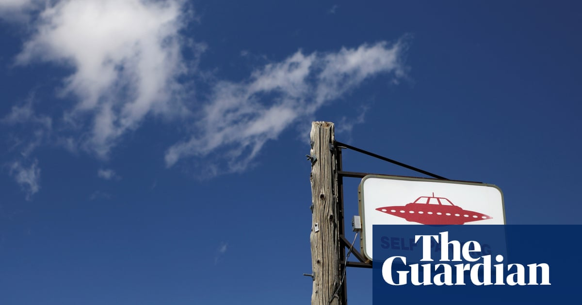 'From hearsay to hard evidence': are UFOs about to go mainstream? | UFOs | The Guardian