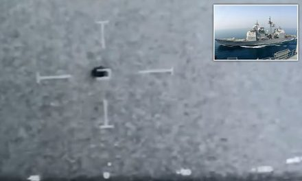 Ex-Navy officer says UFO technology is 100 to 1,000 years ahead of the United States | Daily Mail Online