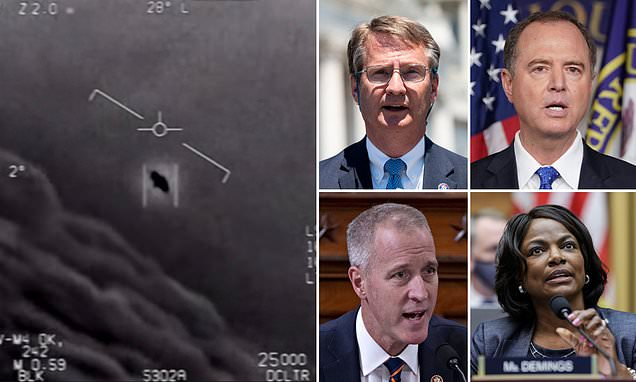 Politicians express concern over impact of UFOs on national security following briefing | Daily Mail Online