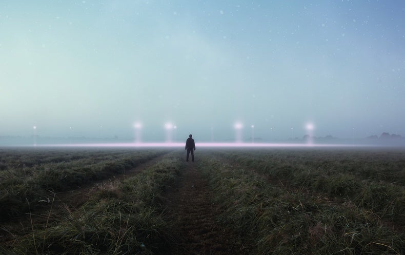 Maybe the Aliens Really Are Here – Scientific American