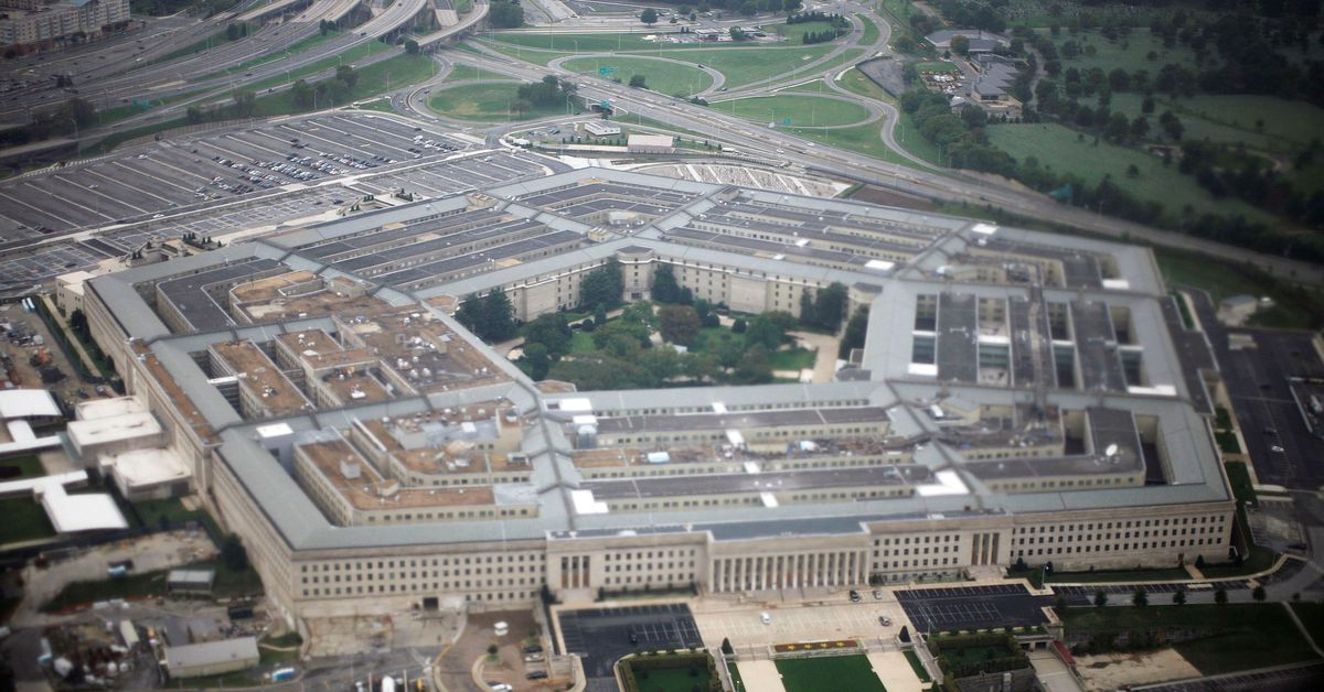 U.S. government prepares to issue landmark report on UFOs | Reuters