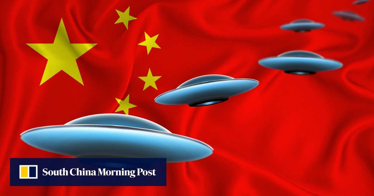 China military uses AI to track rapidly increasing UFOs   South China Morning Post
