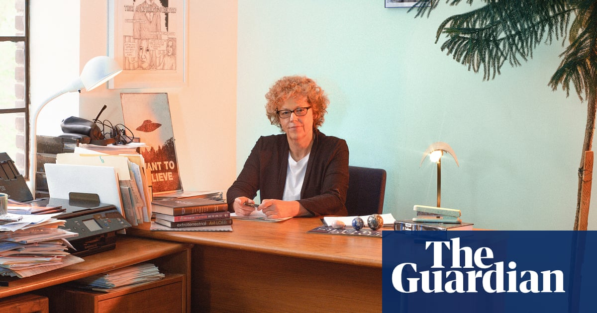 The woman who forced the US government to take UFOs seriously   UFOs   The Guardian