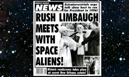 Obama Says UFOs Are Real? Big Deal! Rush Met Aliens Years Ago – The Rush Limbaugh Show