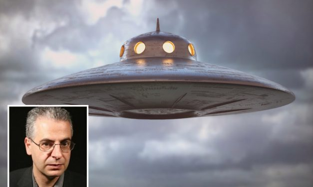Former MoD UFO hunter reveals his 'best evidence for aliens' – and warns 'it won't be long' until we find them