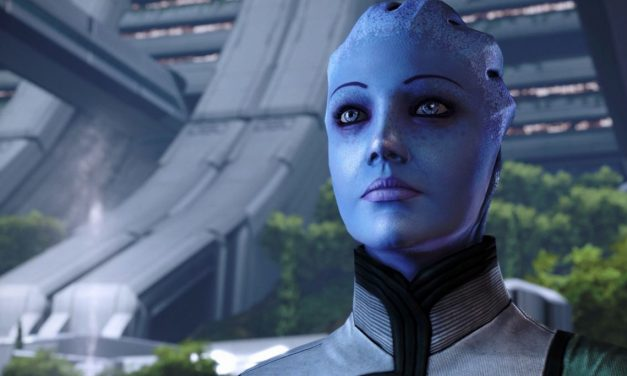After talking to a scientist, Mass Effect's aliens are more believable than I ever expected