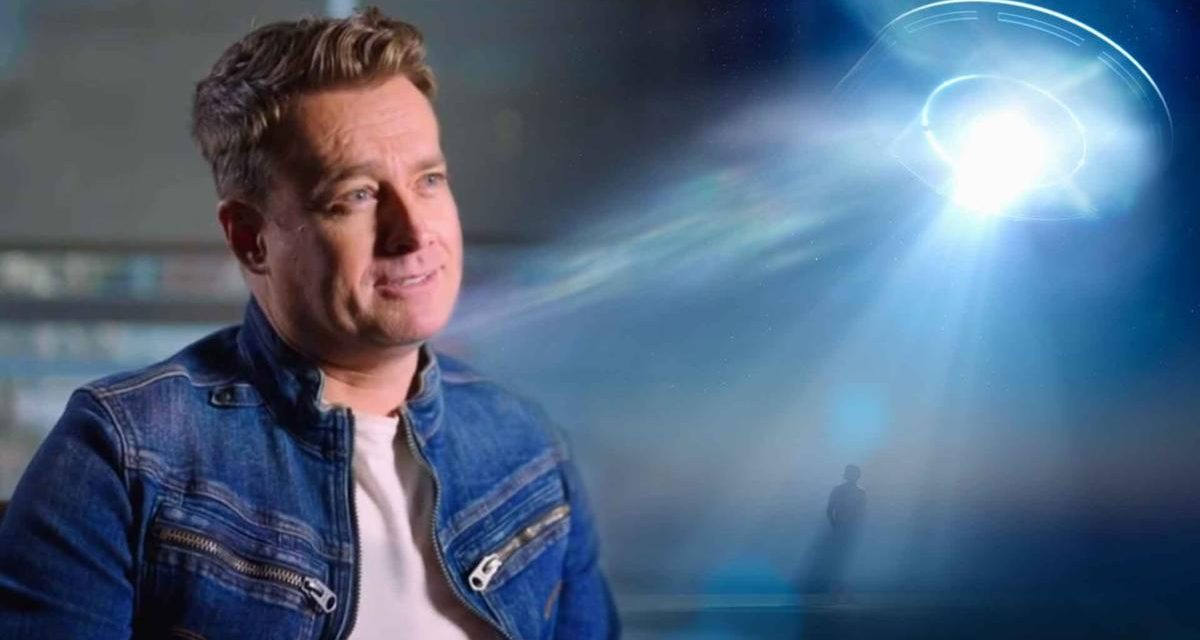 Grant Denyer claims to have seen UFO while driving in Melbourne | Spotlight