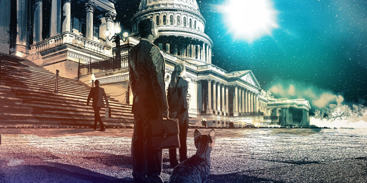 The Hidden History of How Washington Embraced UFOs