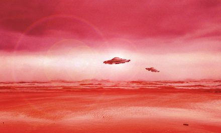 NASA Scientist: We Should Take UFOs as Seriously as Mars Research
