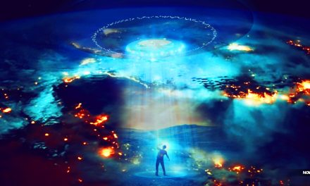 Space Alien Theorists And The New Age Movement Are Right Now Preparing Post-Rapture Deception That UFOs Caused The Worldwide Disappearance • Now The End Begins