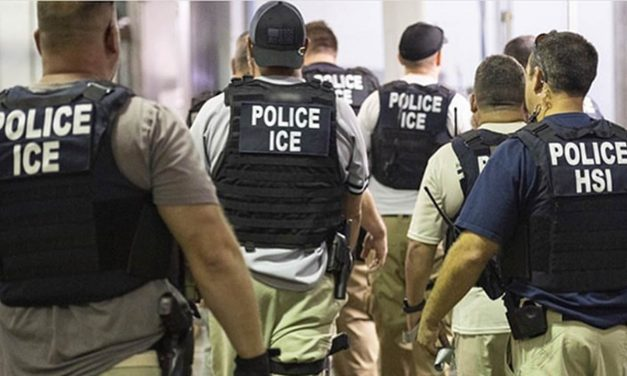 ICE Explains Why They Locked Their Twitter Account That Warned Americans of Fugitive Aliens by Julio Rosas