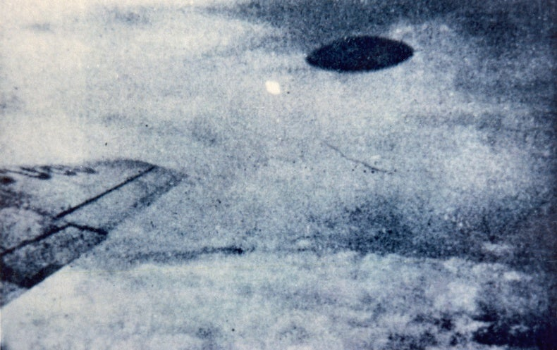What We Can Learn from Studying UFOs – Scientific American