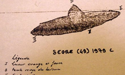 French Space Agency Releases Information About UFOs: 600 Cases Over 64 Years.