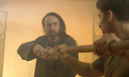 Jiu Jitsu review: Nic Cage fights aliens and it's extremely satisfying – Polygon