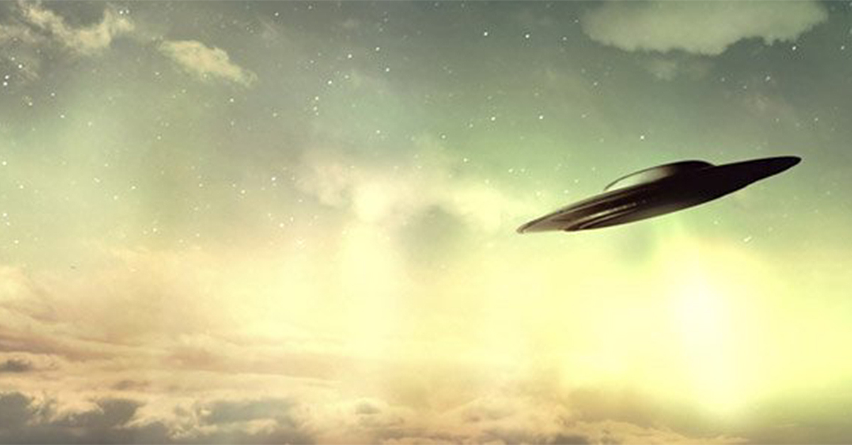 Will the Pentagon Report Prove UFOs Are Real?                       Answers in Genesis