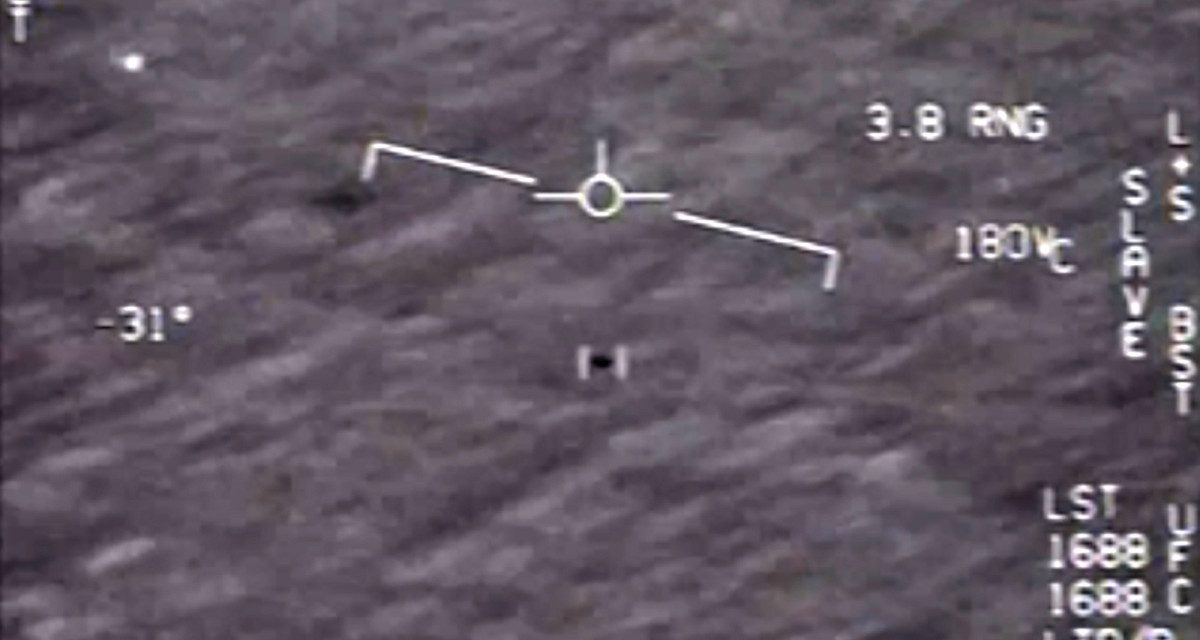 UFOs could threaten U.S. security, pols say after briefing