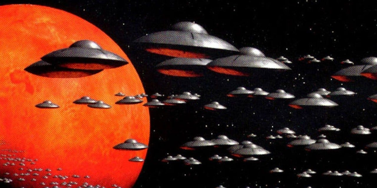 UFO Sightings Increased Nearly 15% During Pandemic