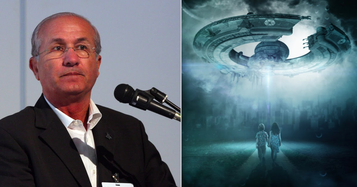 Former Head Of Israeli Space Program Says Earth Is In Secret Collaboration With Aliens In A Galactic Federation