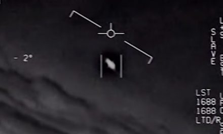 Pentagon UFO Videos Might Be Aliens | National Review