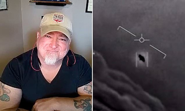Former Pentagon official says UFOs have repeatedly meddled with U.S. nuclear capabilities | Daily Mail Online