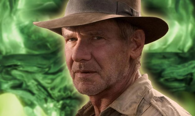 Indiana Jones Fought a Dragon That Was Even Stranger Than Crystal Skull's Aliens