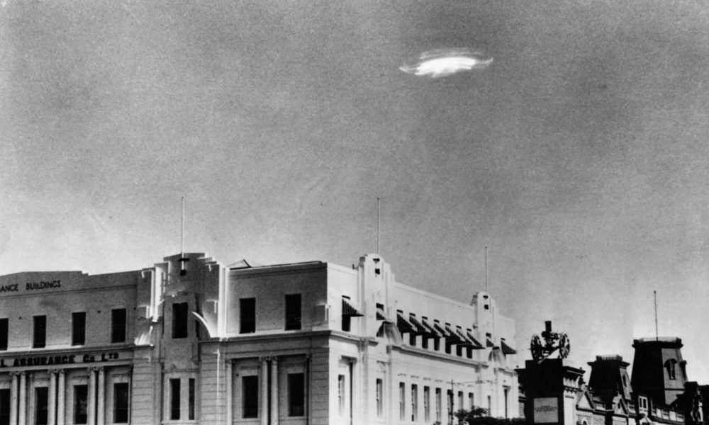 """""""Mainstream UFO Disclosure"""" Continues As CIA Releases Thousands of UFO Documents"""