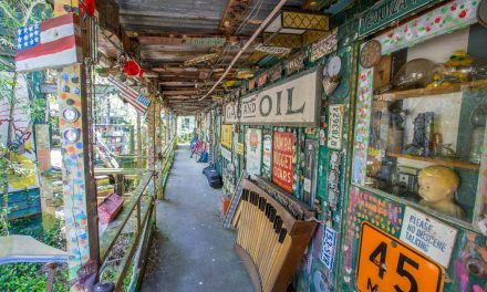 UFOs, Elvis, and truckloads of junk: Abita Mystery House draws the curious to southeastern Louisiana | Roadtrippers