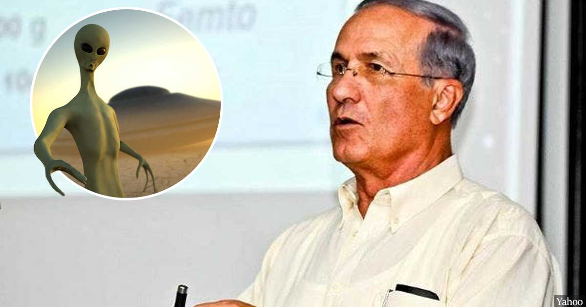 'Aliens exist, and Trump knows about it', says ex-Israeli space security chief