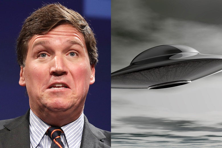 What UFOs and Joe McCarthy have to do with the assault on the Capitol.